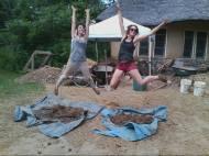 cob dancin' ~ Abby & Ruthie
