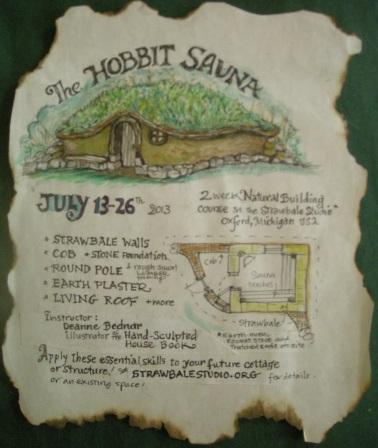 hobbitsauna