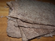 Cattail paper - Dana Driscoll