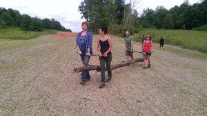 carrying beam