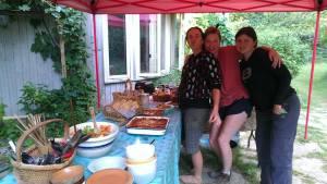 food and folks