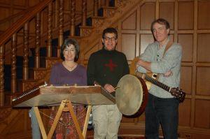 Greenfire Trio