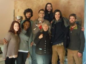 Winternship 2015 Crew