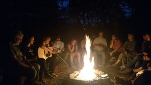 Campfire NCP 2015 Burton Ohio